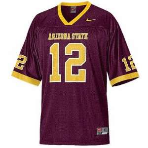 Youth Home College Replica Football Jersey By Nike Team Sports Sports