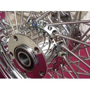 SPOKE FRONT WHEEL FOR HARLEY ROAD KING & ULTRAS 2000 2007 Automotive