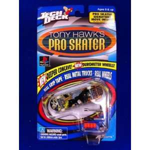 Tech Deck Tony Hawk Pro Skater AC City Stars Kareem