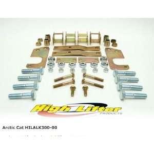 Highlifter Arctic Cat Lift Kit. Easy to Install. Bolt On Lift. 2 Lift