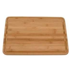 totally bamboo chop large butcher block cutting board