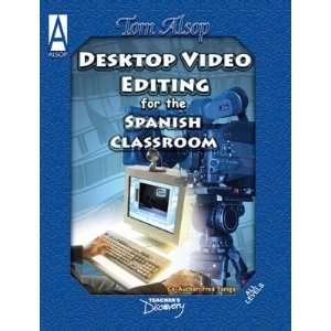Desktop Video Editing for Spanish Class Book Teachers