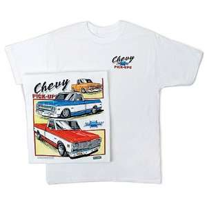 Chevrolet Pickups Trucks T Shirt 1967 1972 XX Large