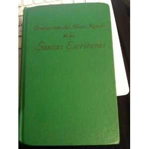 Traduccion Del Nuevo Mundo De Las Santas Escrituras (New