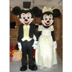 Disney cartoon Character Costume(Two pieces) Health
