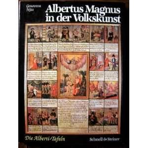 Albertus Magnus in der Volkskunst Die Alberti Tafeln