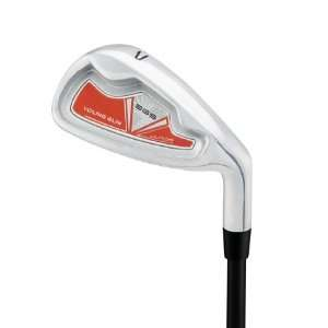 Young Gun SGS Junior Single 6 Iron Red Ages 9 11 Graphite