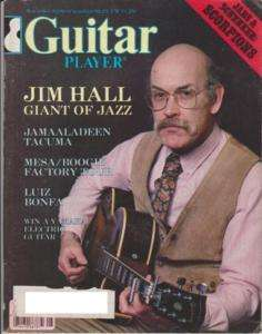 Guitar Player Magazine (May 1983) Jim Hall Scorpions