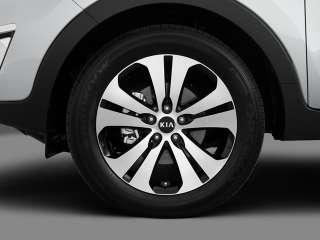KIA 2011 SPORTAGE OEM Wheel Tire Center Hub Caps 4P/SET