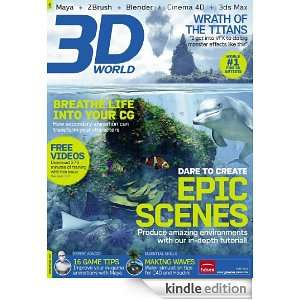 3D World Magazine: For 3D artists and animators: Kindle