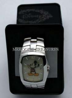Disney Mickey Mouse Mens Watch NEW