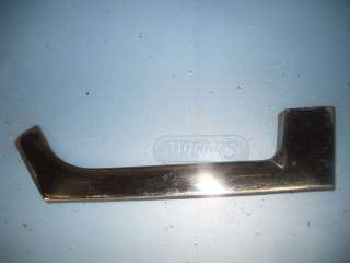 1959 Ford Fairlane 500 2 Door RH Back Glass Trim Rear