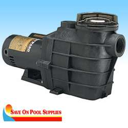 Hayward 1 HP SUPER II SP3007X10AZ Inground Swimming Pool Pump 115/230V