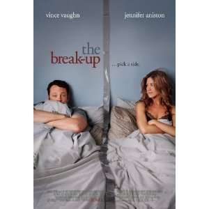 The Break Up Jennifer Aniston Vince Vaughn Original Movie
