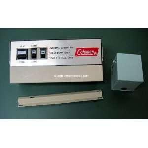 3200 7411 Coleman gas furnace heat pump control box (NOS
