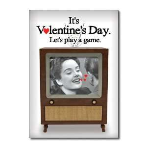 Funny Valentines Day Card Just the Tip Humor Greeting Ron