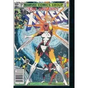 MEN # 164, 5.0 VG/FN Marvel Comics Group  Books
