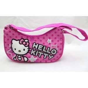 Hello Kitty Kids Mini Purse Hand Bag / Hobo Bag   PINK