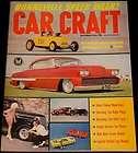NOVEMBER 1963 CAR CRAFT MAGAZINE 53 CHEVY CUSTOM, 37 FORD