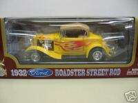 Road Legends 1932 Ford Roadster Street Rod 118 NIB