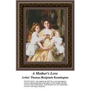 A Mothers Love, Cross Stitch Pattern PDF Download