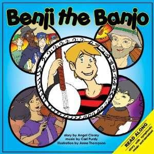 Benji the Banjo (9780615478029) Angel Cleary, Anna Thompson Books