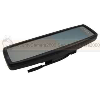 2CH Video, 4.3inch TFT  LCD, Vehicle Rear View Mirror, Monitor