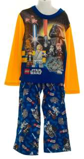 STAR WARS LEGO Pajamas Clone Vader PJs NWT New Boy 10