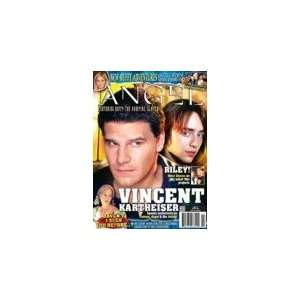 ANGEL  MAGAZINE # 17     NOV/DEC 2006 ANGEL  Books