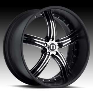 Mercedes Benz S CL wheel and Tire pkg 22 Boss 63