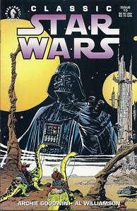 CLASSIC STAR WARS ISSUE 10 ARCHIE GOODWIN AL WILLIAMSON