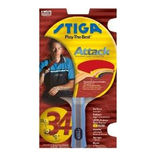 STIGA Algol Table Tennis Paddle Set Explore similar items