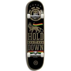 Element Skateboards Hold It Down Complete   8.125: Sports