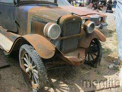 1924 WILLYS OVERLAND BARN FIND HOT STREET RAT ROD RATROD ORIG W/TITLE
