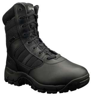Magnum Command 8.0 Side Zip WPi Tactical Combat Boots Black