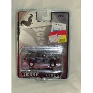 West Choppers Jesse James Hell Runner Die Cast Everything