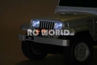 RC 1/10 TAMIYA TRUCK JEEP WRANGLER RC4WD 2.4GHZ RTR *BRAND NEW*
