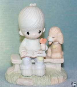 Precious Moments Love is Sharing E 3110 / B 1979