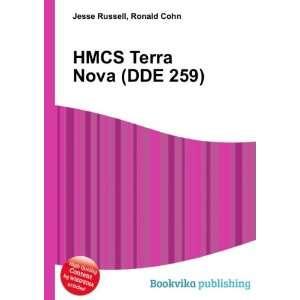 HMCS Terra Nova (DDE 259) Ronald Cohn Jesse Russell