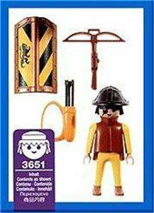 Playmobil Medieval Castle Knights 3651 FOOT SOLDIER