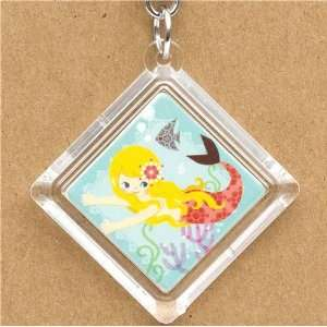 The Little Mermaid keychain fairy tale from Japan: Toys & Games