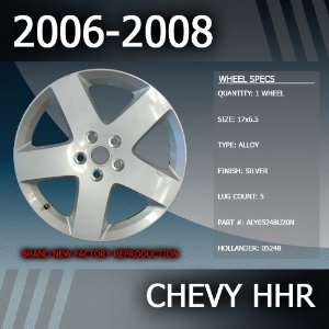 2006 2008 Chevy HHR OEM Factory 17 Replacement Wheel