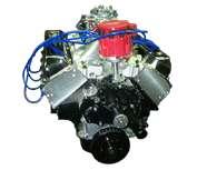 High Performance 455HP Ford 460 BBF 385 Series Engine
