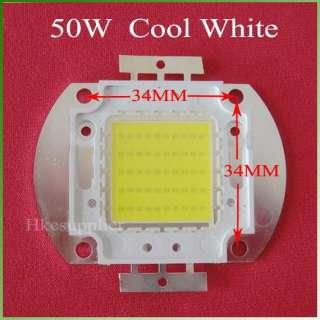 50W Cool White Energy Saving High Power LED Bulb ForDIY