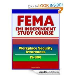 21st Century FEMA Study Course: Workplace Security Awareness (IS 906