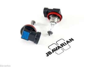 Osram H11 55W Head / Fog Light Bulbs Fits Many + BMW