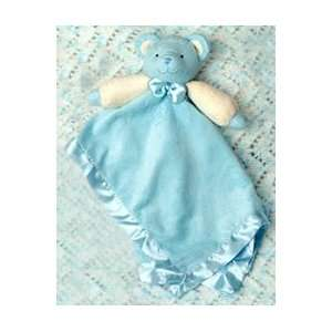 Blankie Teddy Bear Baby Boy Blue Toys & Games