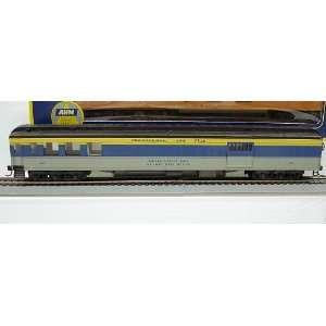AHM HO Scale Chesapeake & Ohio Combine/RPO Car #414