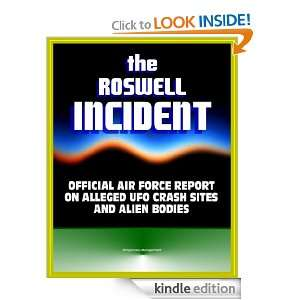 The Roswell Incident Case Closed, The Official Air Force Report on