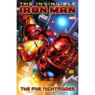 Invincible Iron Man, Vol. 1 The Five Nightmares by Matt Fraction